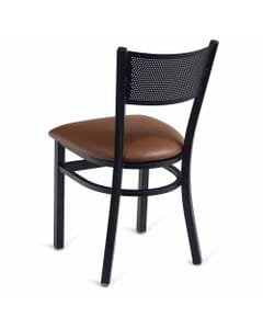 Metal Mesh Back Chair
