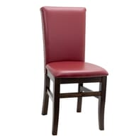 Fully Upholstered Magnolia Side Chair with Nailhead Trim