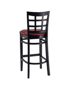 Eco Beechwood Lattice Barstool