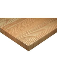 Solid Ash Plank Table Top