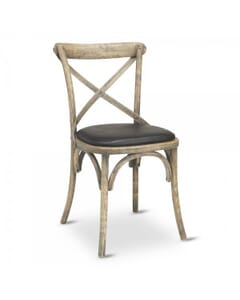 Cross Back Bentwood Chair