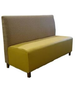 Romana Upholstered Booth
