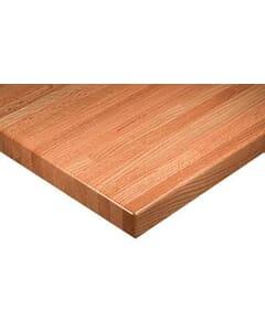 Solid Oak Butcherblock Table Top