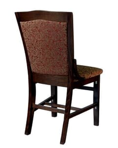 Upholstered Schoolhouse Side Chair