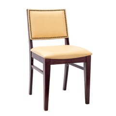 Fully Upholstered Signature Side Chair (Front)