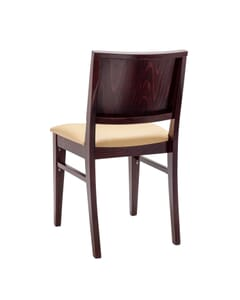 Fully Upholstered Signature Side Chair with Nailhead Trim