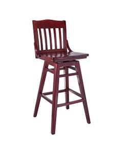 Schoolhouse Swivel Barstool