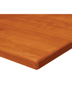 Solid Beech Wood Table Top in Cherry
